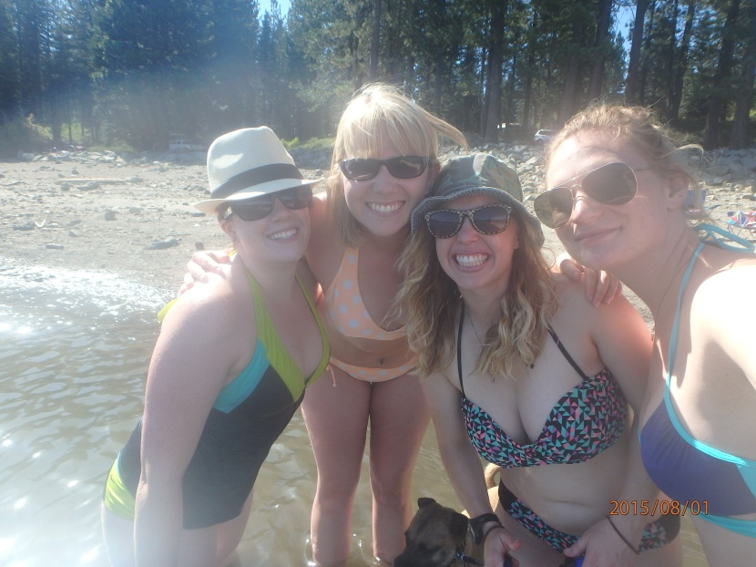 Girls Trip – Bucks Lake, CA