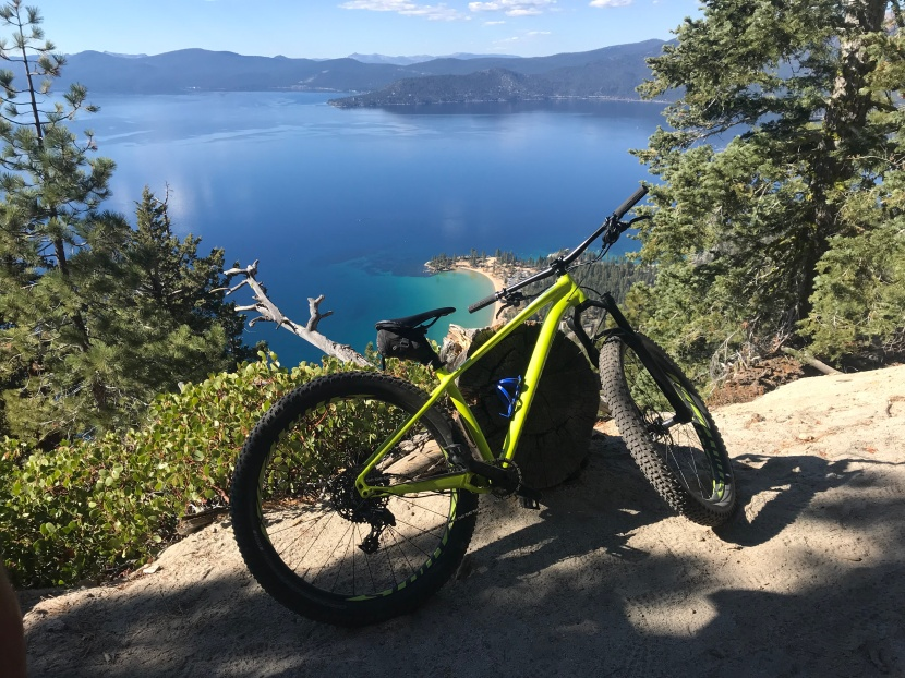 The Flume Trail – Lake Tahoe