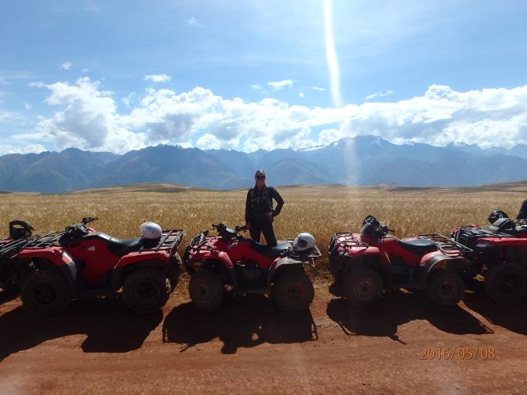 Quad Ride Peru